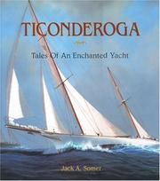 Cover of: Ticonderoga | Jack A. Somer