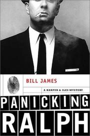 Cover of: Panicking Ralph | James, Bill