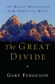 Cover of: The Great Divide | Ferguson, Gary