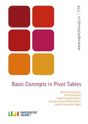 Basic Concepts in Pivot Tables