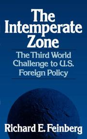 Cover of: The intemperate zone