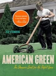Cover of: American Green | Ted Steinberg