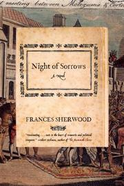 Cover of: Night of Sorrows: A Novel