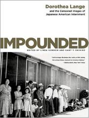 Cover of: Impounded