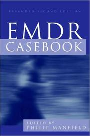 Cover of: EMDR Casebook | Phillip Manfield