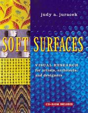 Cover of: Soft surfaces