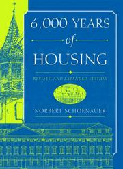Cover of: 6,000 Years of Housing