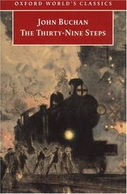 Cover of: The thirty-nine steps | John Buchan