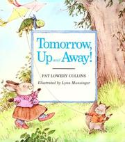 Cover of: Tomorrow, up and away!