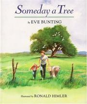 Cover of: Someday a Tree