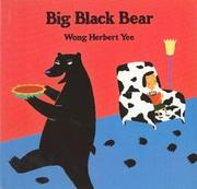Cover of: Big Black Bear