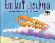 Cover of: Ruth Law thrills a nation
