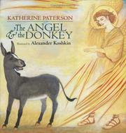 Cover of: The angel and the donkey