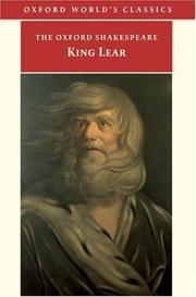 Cover of: The History of King Lear (Oxford World's Classics) by William Shakespeare