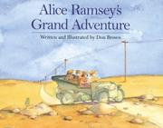 Cover of: Alice Ramsey's grand adventure