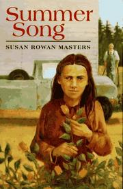 Cover of: Summer song | Susan Rowan Masters