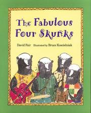 Cover of: The fabulous four skunks