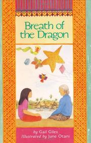 Cover of: Breath of the dragon | Gail Giles