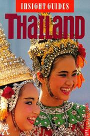 Cover of: Insight Guides Thailand (Serial) | Hans Hoefer