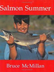 Cover of: Salmon summer | Bruce McMillan