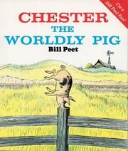 Cover of: Chester the Worldly Pig