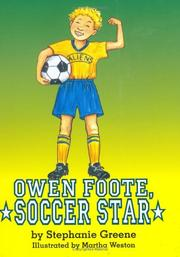 Cover of: Owen Foote, Soccer Star