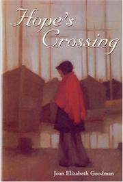 Cover of: Hope's crossing