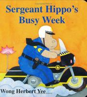 Cover of: Sergeant Hippo's busy week