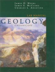 Cover of: Geology | Stanley Chernicoff