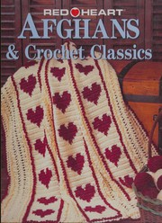 Afghans & crochet classics