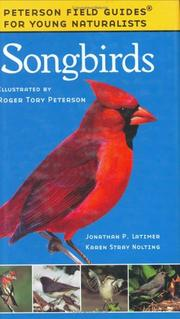 Cover of: Young Naturalist Guide to Songbirds | Jonathan Latimer