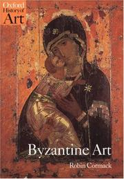 Cover of: Byzantine Art (Oxford History of Art)