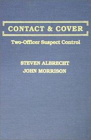 Cover of: Contact & cover | Steve Albrecht