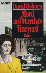 Mord auf Martha's Vineyard