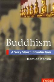 Cover of: Buddhism: A Very Short Introduction (Very Short Introductions)