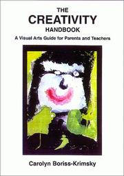 Cover of: The creativity handbook
