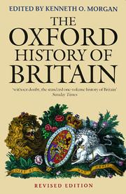 Cover of: The Oxford history of Britain |