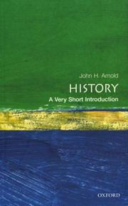 Cover of: History | Arnold, John