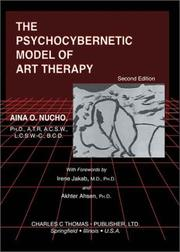 Cover of: The Psychocybernetic Model of Art Therapy