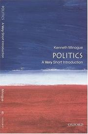 Cover of: Politics | Kenneth R. Minogue