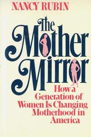 Cover of: The mother mirror