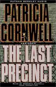 Cover of: The Last Precinct (Kay Scarpetta) | Bernard Cornwell