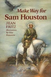 Cover of: Make way for Sam Houston