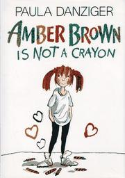 Cover of: Amber Brown Is Not A Crayon