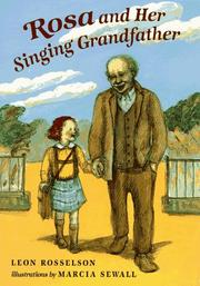 Cover of: Rosa and her singing grandfather | Leon Rosselson