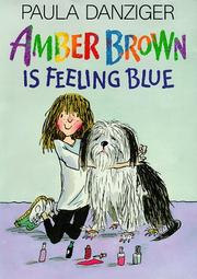 Cover of: Amber Brown is feeling blue