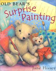 Cover of: Old Bear's surprise painting
