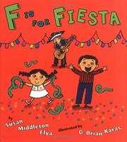 Cover of: F is for fiesta