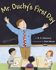 Cover of: Mr. Ouchy's first day of school
