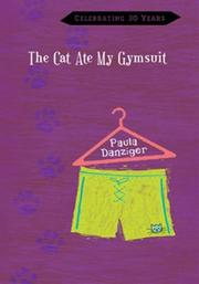 Cover of: The Cat Ate My Gymsuit